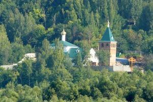 Дудин монастырь в Нижегородской области