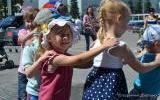 Праздник у ТЦ Дзержинец