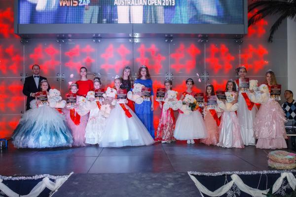 Мини Мисс Нижний Новгород - 2015
