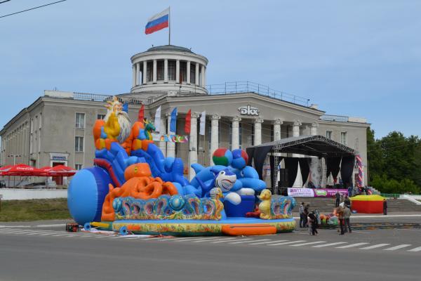 Фотоотчёт с Дня города Дзержинска 2012