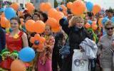 День города Дзержинска 2012 - Праздничный парад