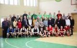 Турнир по баскетболу им. Якимова