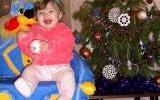 У елки моя любимая доченька Анастасия (Татьяна К.М. - 854911)