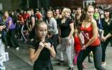 """Фитнес-марафон в клубе """"Наша энергия"""""""